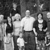 Self Family Portraits--315bw