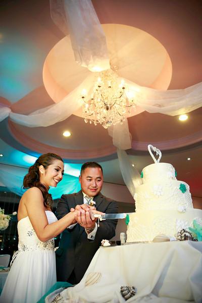 Hong Kong East Ocean Seafood Restaurant Wedding - Sen and Mike-6112