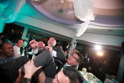 Hong Kong East Ocean Seafood Restaurant Wedding - Sen and Mike-2-2