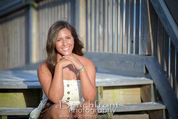 Senior Pictures in Fort Walton Beach
