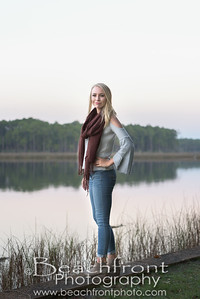 Niceville High School Senior Portraits