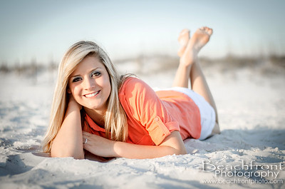 Quinn - 2014 Paxton High School Senior Pictures  - High School Senior Portraits taken in Baker, Crestview and Fort Walton Beach, FL on Okaloosa Island. Beach Photos in Destin Florida.