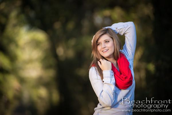 Crestview High School Senior Portraits