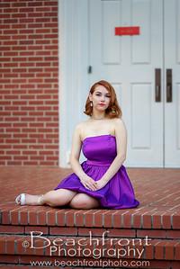Sophia - Class of 2019 - Crestview High School Senior Portraits