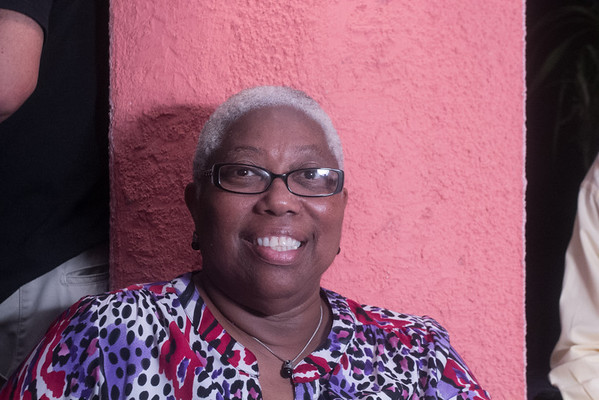 """Claudette """"Cookie"""" Allens (Front of House Manager and Costume Mistress for """"Sammie Swain"""")"""