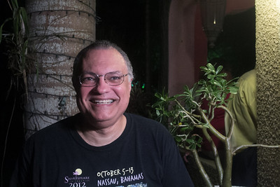 Philip Burrows, Artistic Director & Treasurer.