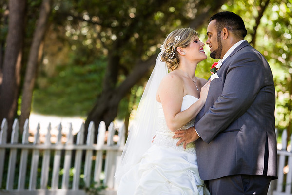 Shantel Manesh Wedding