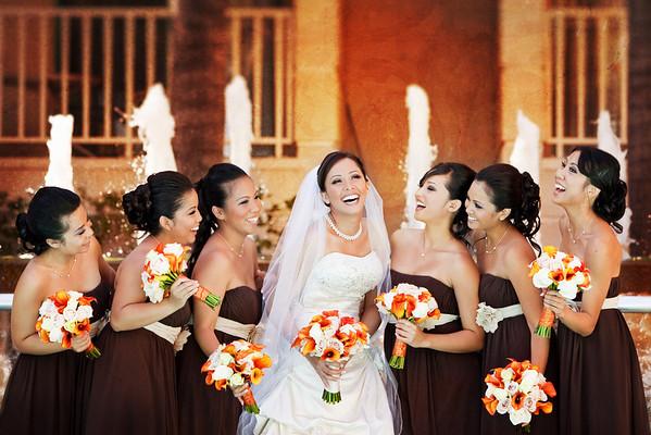 Sharlene Alvin Wedding