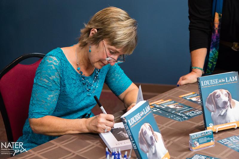 Sharon Cree - book signing - high-037