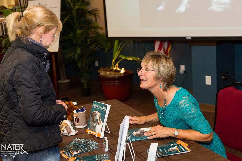 Sharon Cree - book signing - high-017