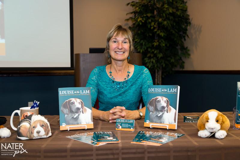 Sharon Cree - book signing - high-046