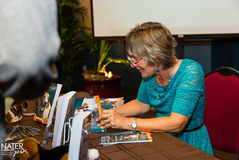 Sharon Cree - book signing - high-030