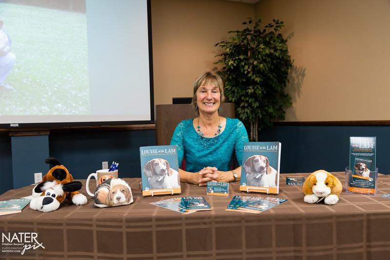 Sharon Cree - book signing - high-045