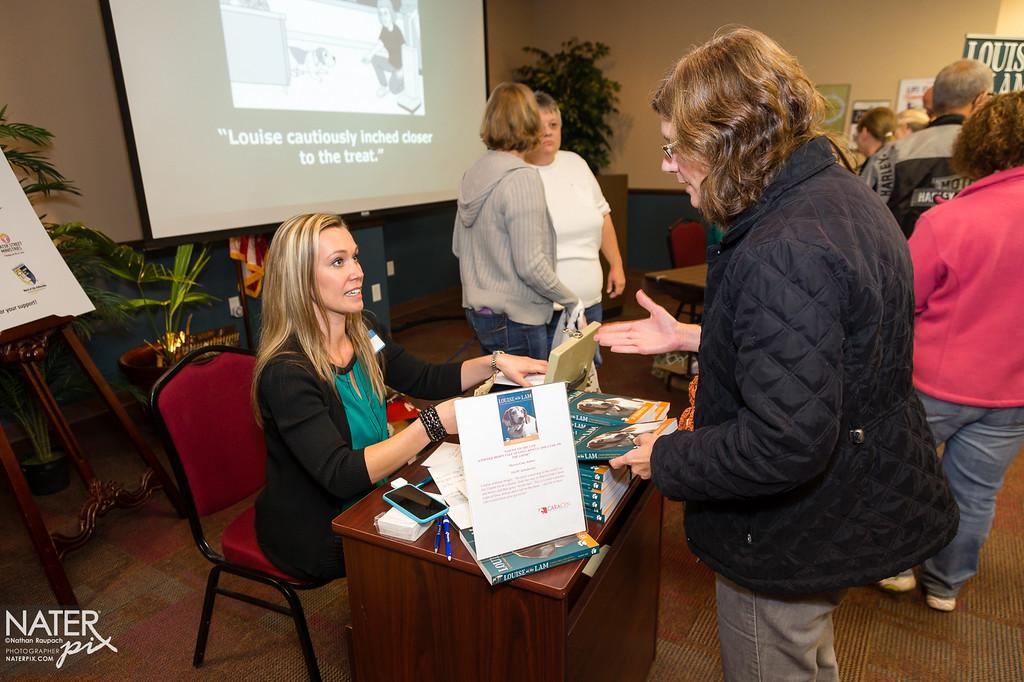 Sharon Cree - book signing - medium-027