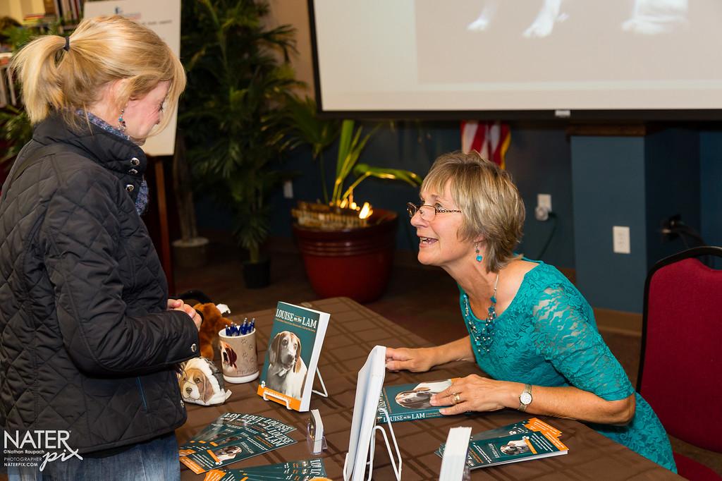 Sharon Cree - book signing - medium-017