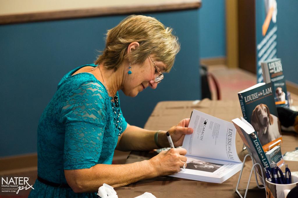 Sharon Cree - book signing - medium-033