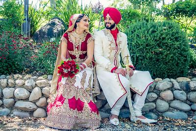 Sharon + Mandeep's Wedding