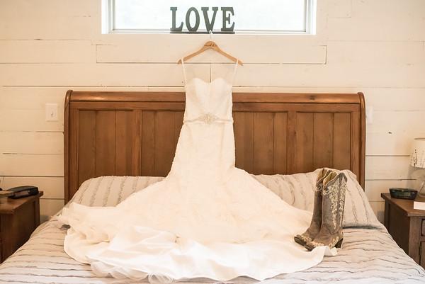 Shawn and Nikki Morris  Wedding