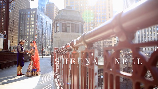 Sheena + Neel: Wedding Feature Film @ Chicago Cultural Center_V1