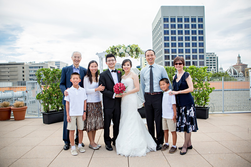 The Tech Museum Wedding Photos, Sainte Claire Hotel Wedding Photos, Huy Pham Photography, San Jose Wedding Photographers, Shelley and Kenneth Wedding, Joy Luck Palace Wedding Photos, Chinese Wedding tea ceremony