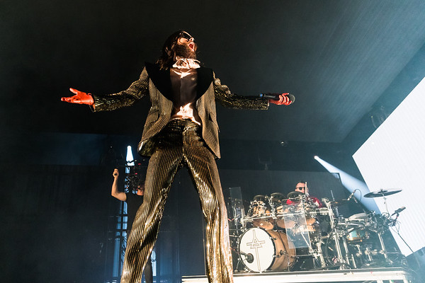 30 seconds to mars Place Bell 2018-2