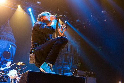 Billy Talent Bell Centre 2013-2