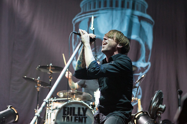 Billy Talent Bell Centre 2013-4
