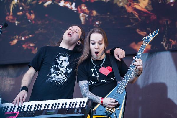 Children of Bodom Heavy MTL 2011-7