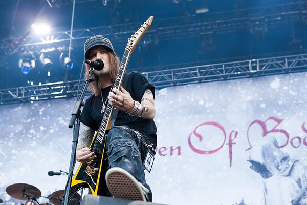 Children of Bodom Heavy Montreal 2013-3