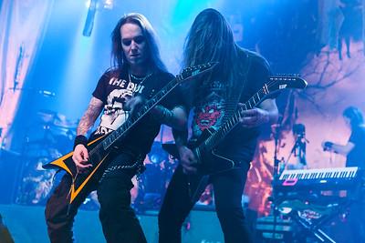 Children of Bodom Metropolis 2012-8