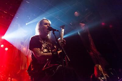 Children of Bodom Metropolis 2012-2