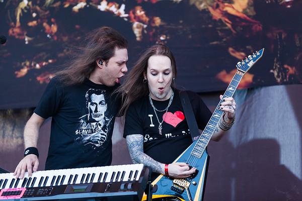 Children of Bodom Heavy MTL 2011-6