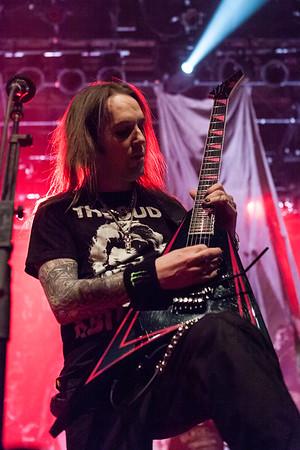 Children of Bodom Metropolis 2012-3