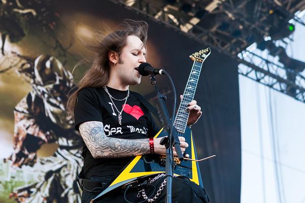Children of Bodom Heavy MTL 2011-3