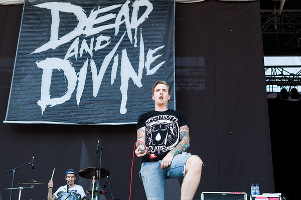 Dead and Divine Heavy MTL 2011-1