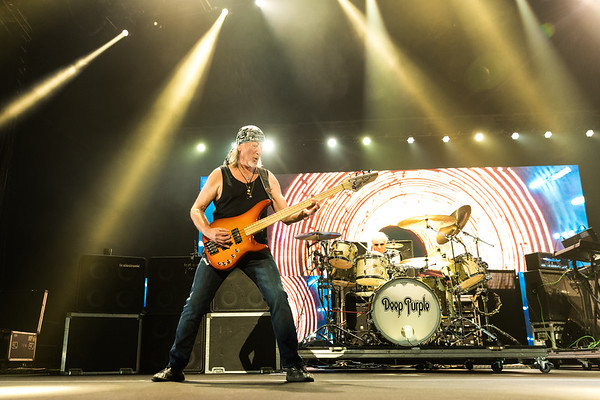 Deep Purple Bell Centre 2018-2