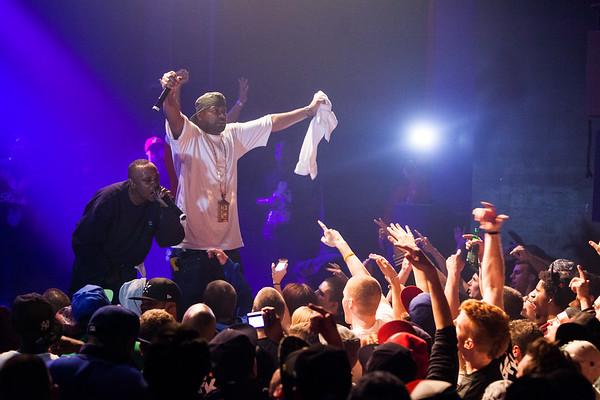 Ghostface Killah Club Soda 2011-18
