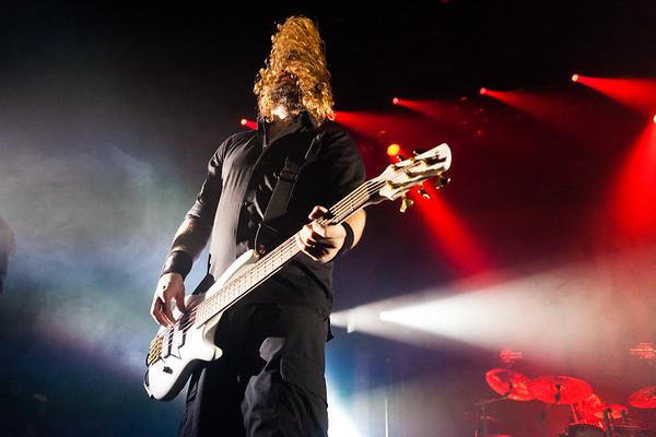 In Flames Metropolis 2012-10