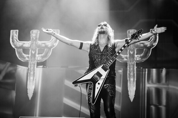 Judas Priest Firepower Bell Centre 2018-10