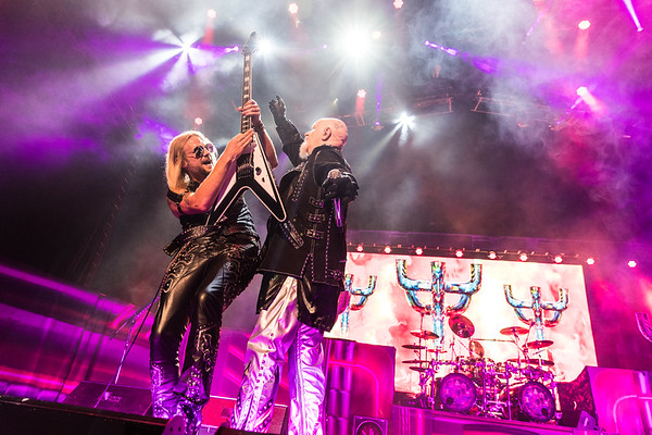 Judas Priest Firepower Bell Centre 2018-19