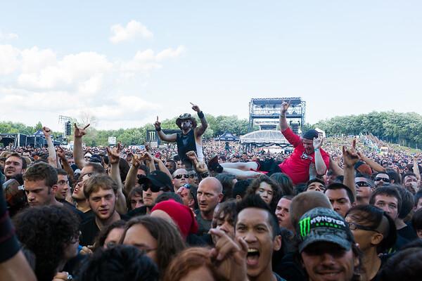 Machine Head Heavy Montreal 2013-10