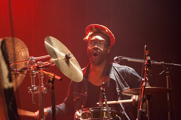 Saul Williams Tulipe 2012-2