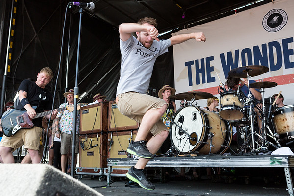 The Wonder Years Warped Hartford 2013-6