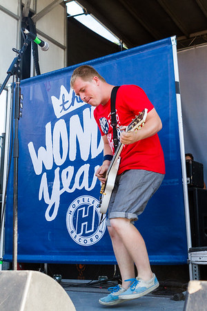 The Wonder Years Vans 2011-4
