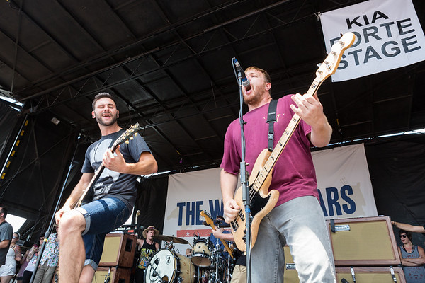 The Wonder Years Warped Hartford 2013-8