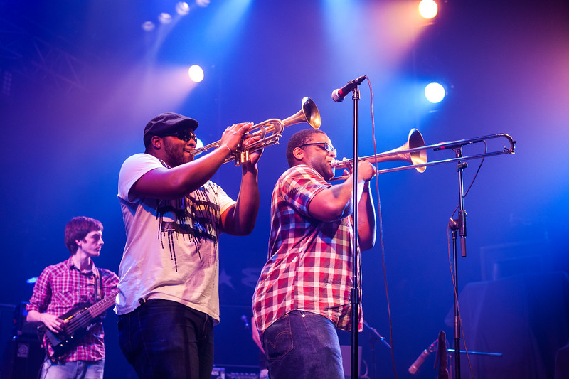 Trombone Shorty Metropolis FIJM 2011-23