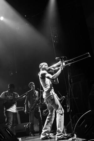 Trombone Shorty Metropolis FIJM 2011-12