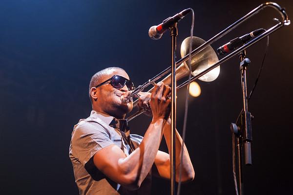 Trombone Shorty Metropolis FIJM 2011-2