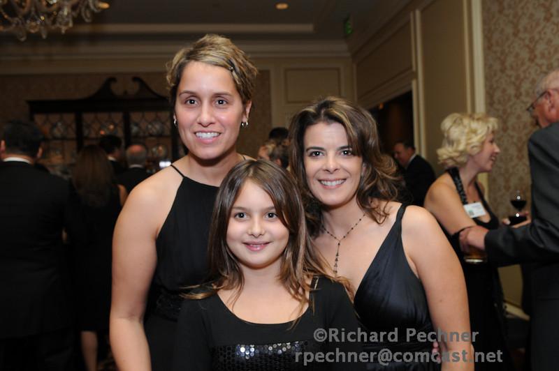 Angie Schmitt, Kate Grahn and Gillian