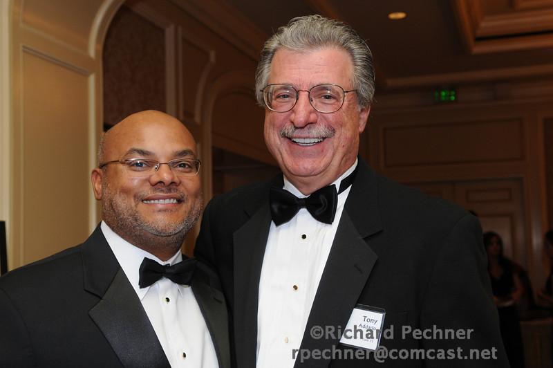 Lloyd Carney and Tony Addario